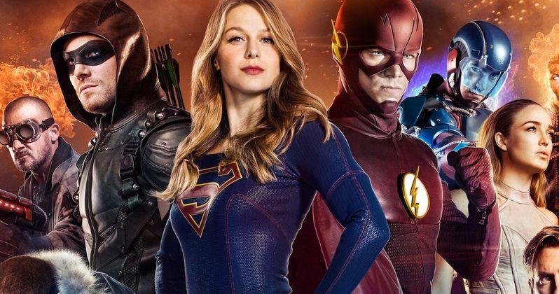 The CW Announces 2017 Arrowverse Crossover Premiere Dates