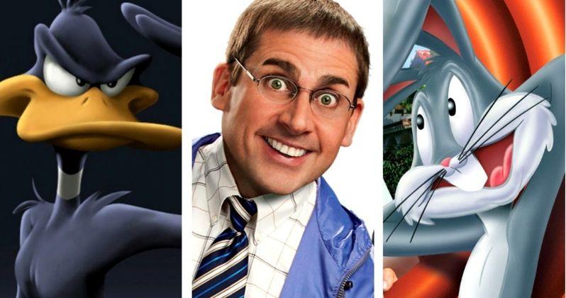 Looney Tunes Movie Acme Casts Steve Carell