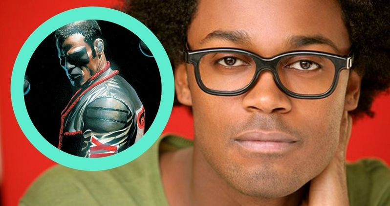 Arrow Season 4 Casts Echo Kellum as Mr. Terrific
