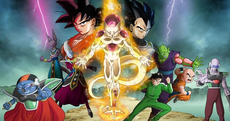 Dragon Ball Z: Resurrection of F Opens Big at the Box Office