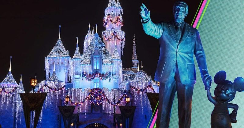 Disneyland Power Outage Traps Tourists on Several Rides