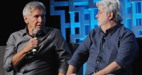 George Lucas & Harrison Ford Make Surprise Star Wars Celebration Appearance