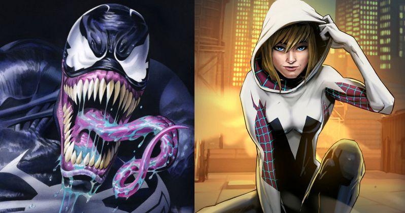 Venom and Female Spider-Man Spinoffs Still Happening