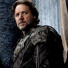 New Man of Steel Photo with Russell Crowe as Jor-El