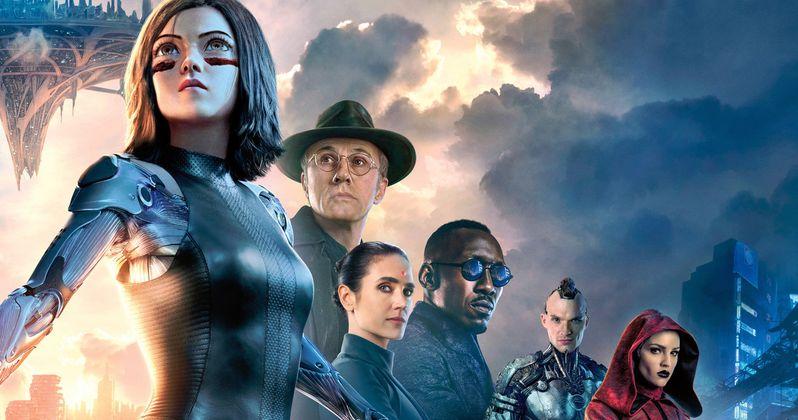 James Cameron Announces Free Advanced Alita: Battle Angel Screenings