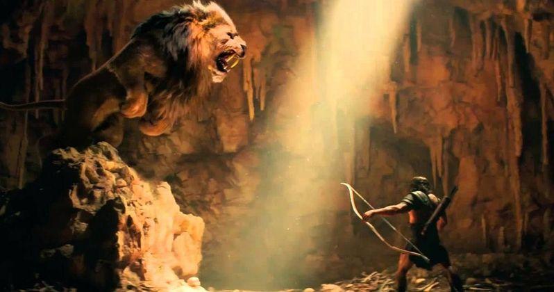 Hercules Retina Movie Wallpaper: Hercules Motion Poster