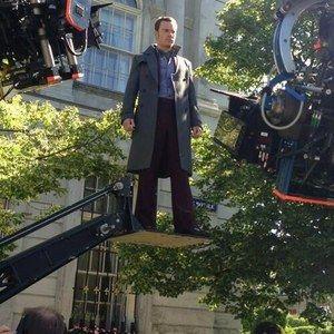 Magneto Rises in X-Men: Days of Future Past Set Photo
