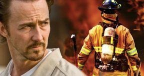 Firefighter Dies Battling Blaze On Set of Edward Norton Movie