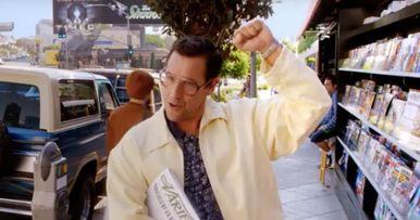 Sandy Wexler Trailer Takes Adam Sandler Back to the 90s