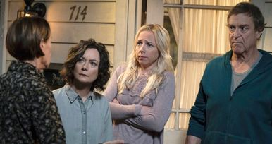 This Is Definitely the Moment The Conners Find Out About Roseanne's Death in First Premiere Photos