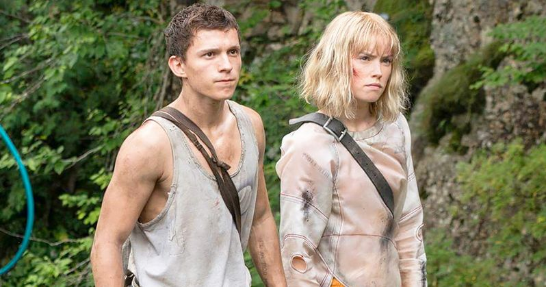 Chaos Walking Has Daisy Ridley and Tom Holland Joining Forces