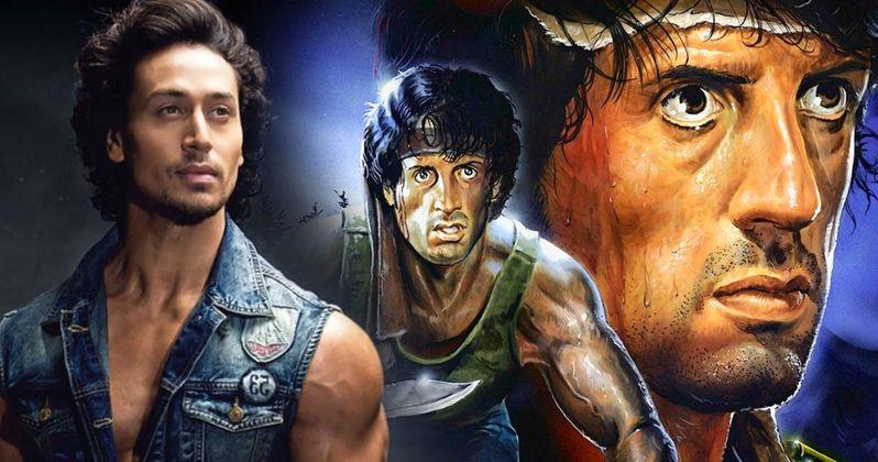 Sylvester Stallone Champions Rambo Bollywood Remake