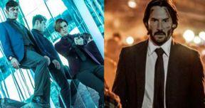 Ruby Rose Vs. Keanu Reeves in New John Wick 2 Photos