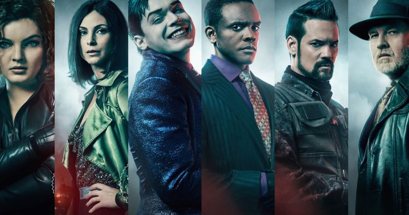 Prepare for Gotham's Final Episodes with Season 5 Character Portraits