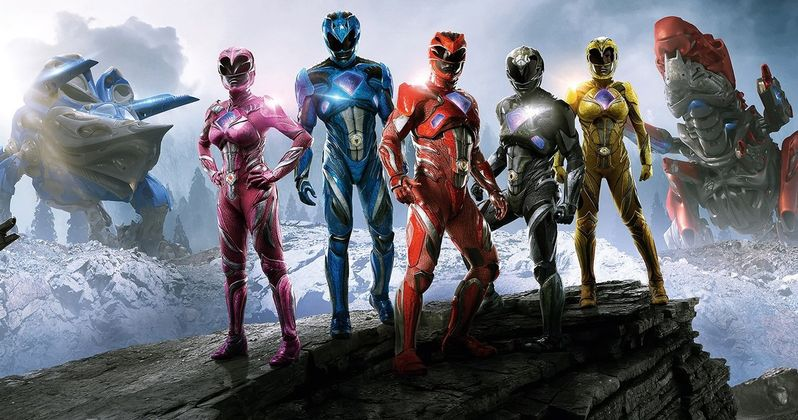 Power Rangers Review: Teen Angst with a Superhero Twist
