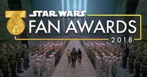 Star Wars Fan Awards Announced by Lucasfilm