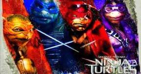 3 Teenage Mutant Ninja Turtles Collectible Wall Posters