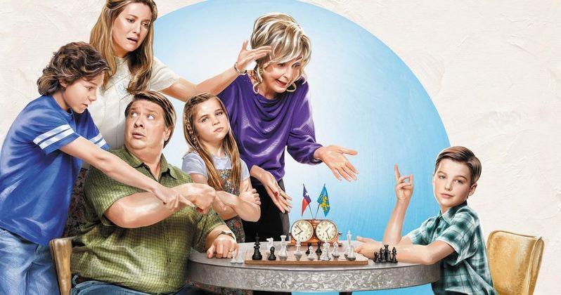 Young Sheldon Renewed for 2 More Seasons on CBS