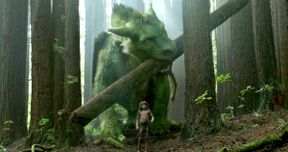 Pete's Dragon Trailer #2 Fully Reveals Elliott the Dragon