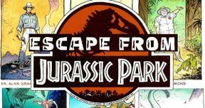 Abandoned Jurassic Park Animated TV Series Details Revealed?