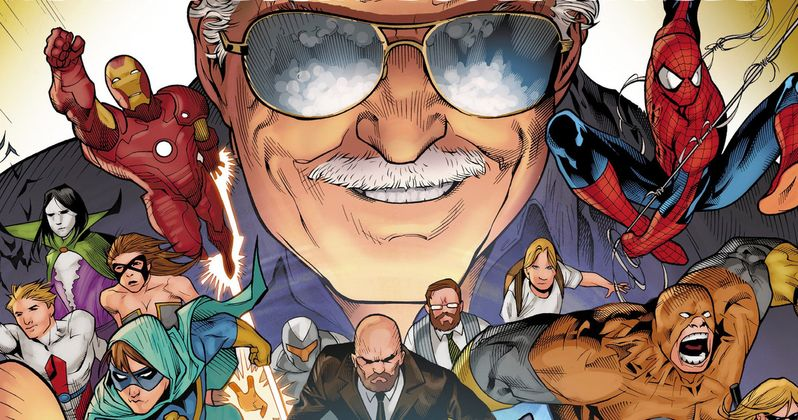 Stan Lee Memorial to Be Hosted by Kevin Smith, Mark Hamill in LA January 30