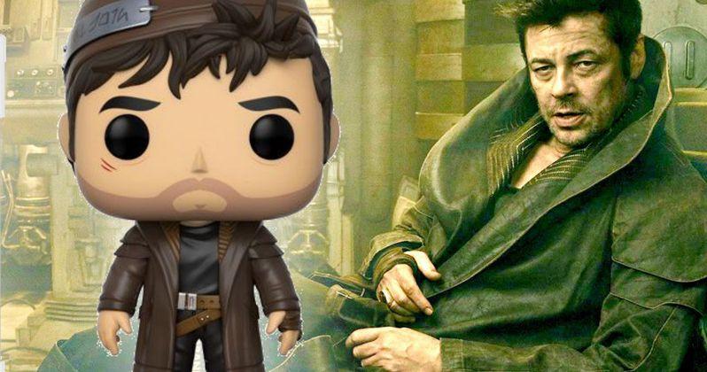 What Benicio Del Toro's D.J. Name Means in Star Wars 8