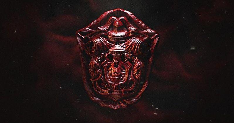 Comic-Con: Guillermo Del Toro's Crimson Peak Gothic Gallery Tour
