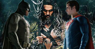 Aquaman Beats Batman v Superman Becoming Biggest DCEU Movie Ever