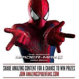 Sony Pictures Announces Amazing Spider-Fans Program for The Amazing Spider-Man 2