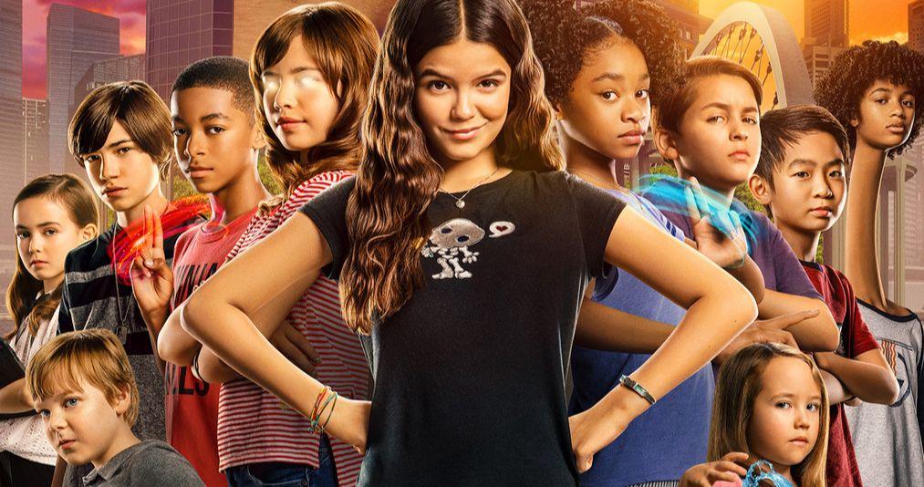 Трейлер фильма «Мы можем быть героями» раскрывает спин-офф Netflix Роберта Родригеса «Sharkboy & Lavagirl»