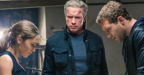 Terminator Genisys Arnold Schwarzenegger Featurette | EXCLUSIVE