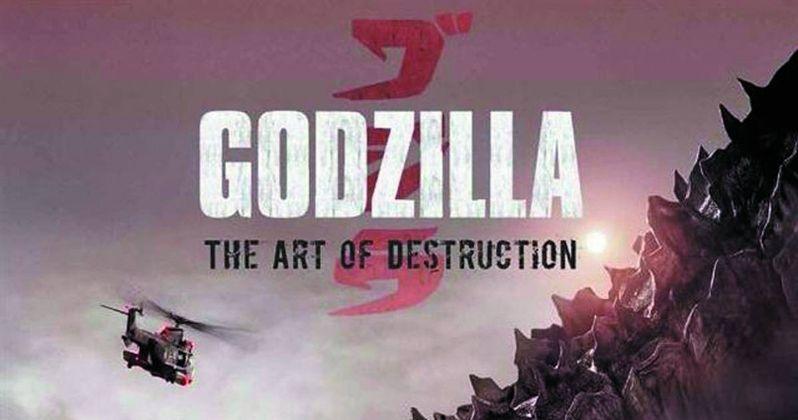 Godzilla: The Art of Destruction Book Arrives This Summer
