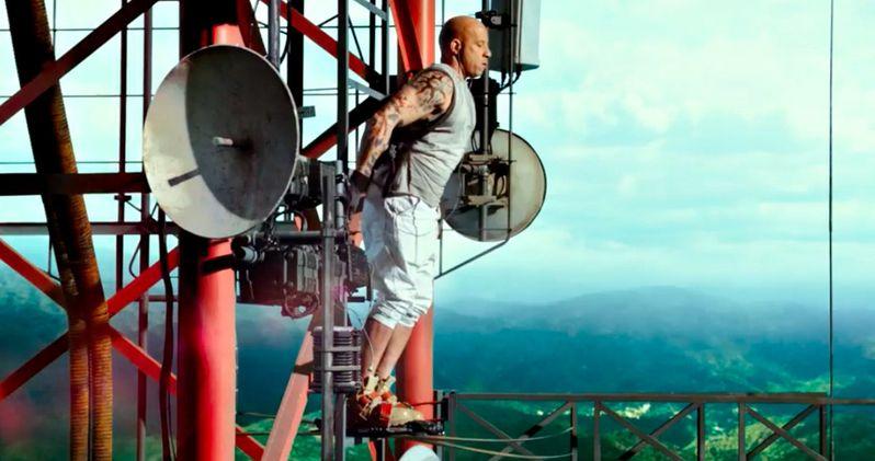 xXx 3 Clip Has Vin Diesel Doing an Insane Ski Jump in the Jungle