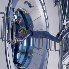 Harrison Ford Returns to Space in New Ender's Game Photo