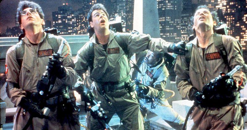 Ghostbusters, Ghostbusters II 4K Steelbook Blu-rays Coming