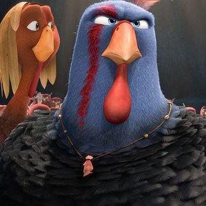 Free Birds TV Spot Featuring NBA Star Dwight Howard