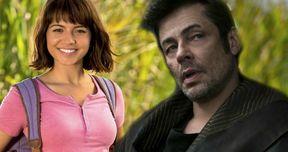 Benicio Del Toro Is Thieving Fox Villain Swiper in Dora the Explorer Movie
