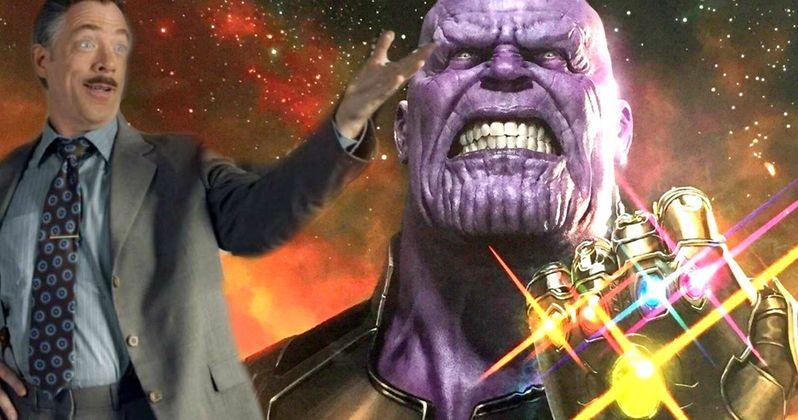 J.K. Simmons Returns as J. Jonah Jameson in Avengers: Endgame Parody