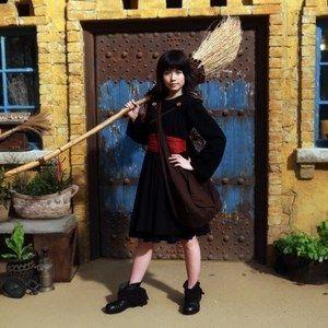 Live Action Kiki's Delivery Service Photo with Fuka Koshiba