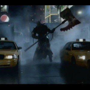 Resident Evil Retribution Alice Vs Axeman Clip
