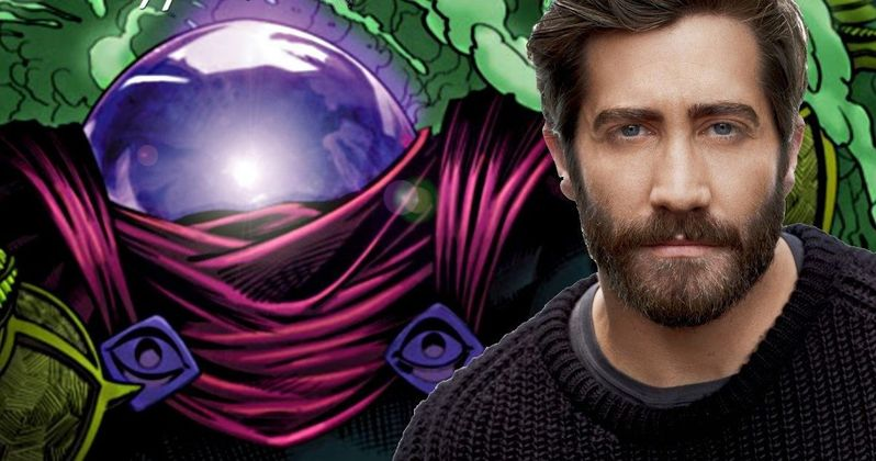 Jake Gyllenhaal Is Not Confirmed as Mysterio in Spider-Man: Far from Home