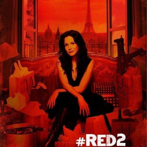 Red 2 Mary-Louise Parker Character Poster