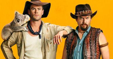 New Dundee Trailer Introduces Chris Hemsworth as an Aussie Tour Guide