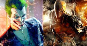 Suicide Squad Rumors: Joker, Deathstroke & More Casting