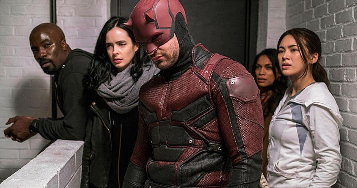 Кевин Файги: «Сорвиголова», «Каратель» и «Защитники» Netflix входят в состав совета директоров Marvel