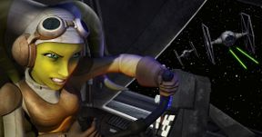 Star Wars Rebels Extended Clip: The Machine in The Ghost