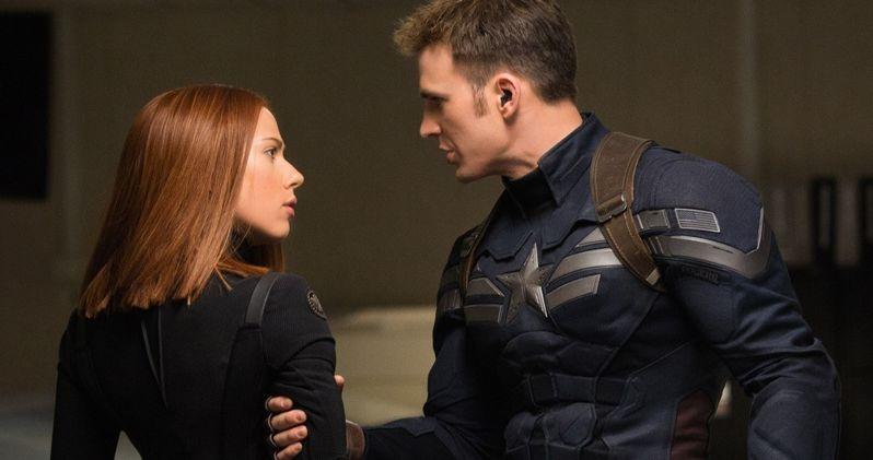 Captain America The Winter Soldier Post Credit Scene