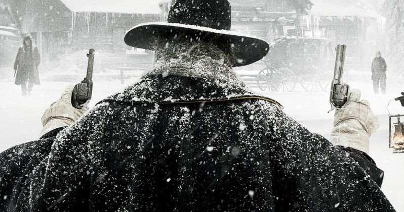 Hateful Eight Poster Pays Tribute to 70s Classics