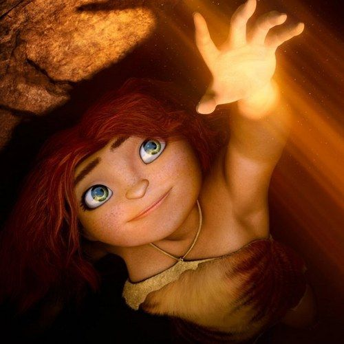 First The Croods Clip
