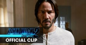 First John Wick 2 Clip Returns to the Continental Hotel